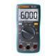 Auto Digital Multimeters Tester 6000 Count AC/DC Ohm Ammeter Temperature Meters ZT102 Meter Tester