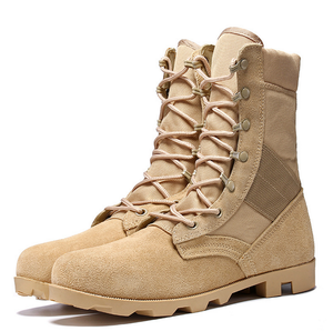 Men's Tactical Desert Shoes Training Military Boots