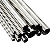 Wholesale China Mirror Polished Welded 304 316L 316 steel stainless tube