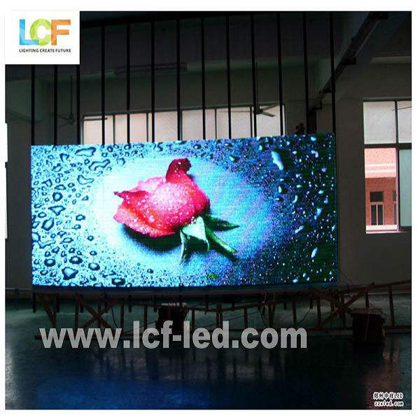 P8 Indoor SMD 3 In 1 Warna AliExpress Kustom LED Display