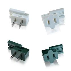 Male and Female Quick Connect Adaptor Plug C7 C9 Socket