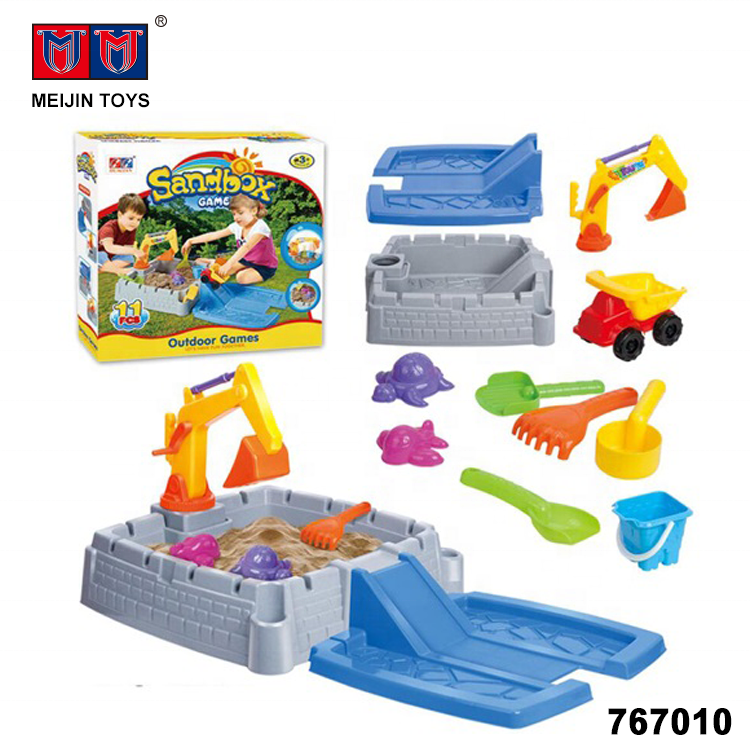 new product summer beach sand toys kids water play table