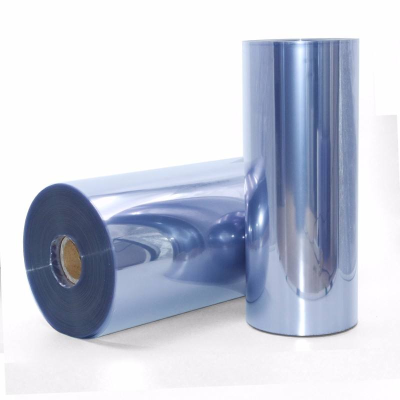 0.2mm High glossy PVC sheet Roll for printing and thermoforming