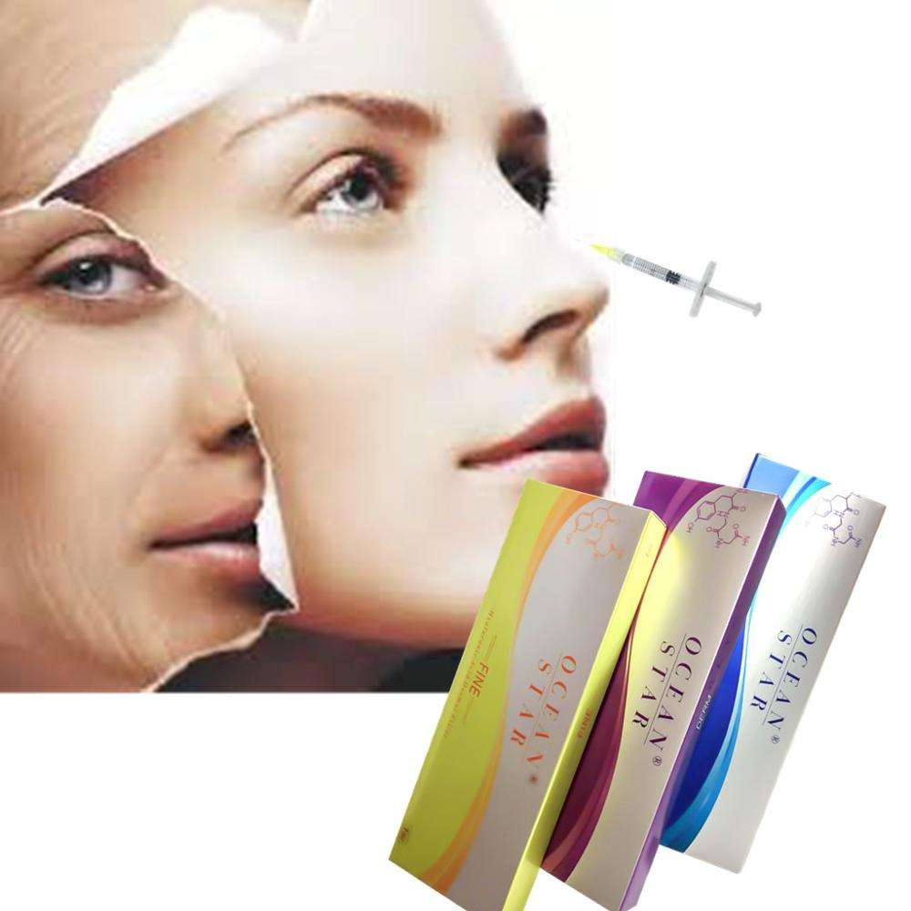 CE Hyaluronic Acid Injections 1ML 2ML10ML HA Dermal Filler