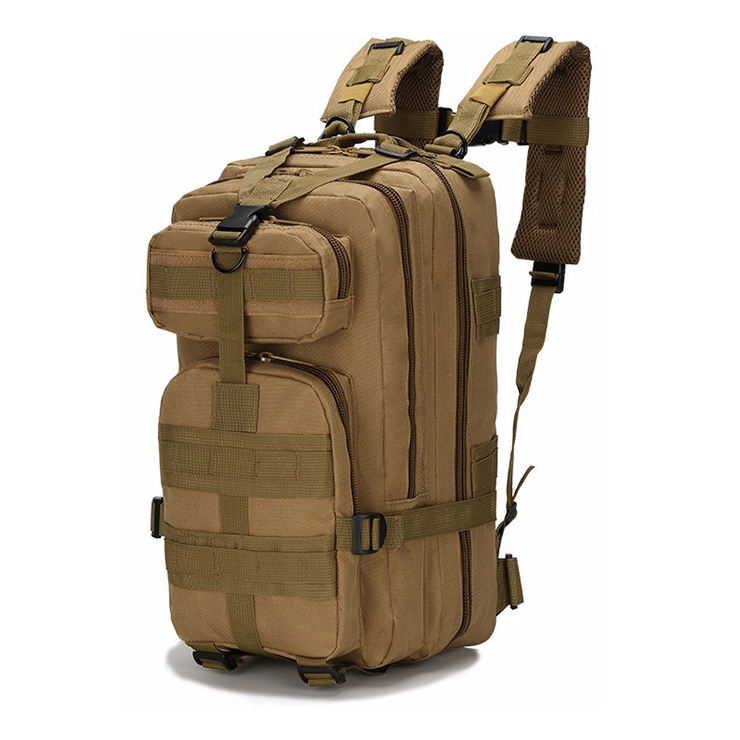 1680D Outdoor Military Tactical Sports Backpack, Camouflage Backpack Waterproof Feature
