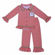 kids bulk wholesale children's boutique clothing girl Pajamas Outfit girls 2 piece clothing sets