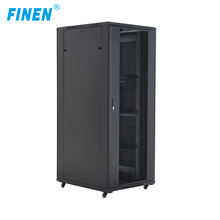 fan unit+4 fans+metal cover+network racks server enclosures accessories 1U fan unit
