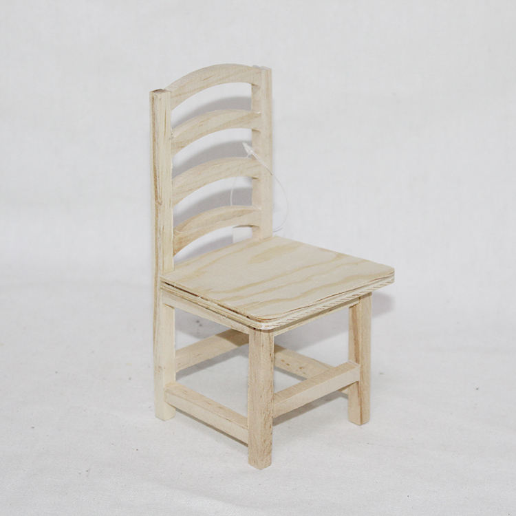 5 10 Stück Unfinished Holzblöcke DIY Modellierung