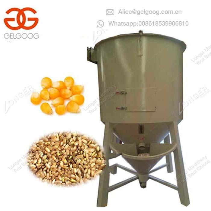 Industrial Mini Spent Grain Maize Mobile Rice Paddy Dryer Corn Seed Drying Machine