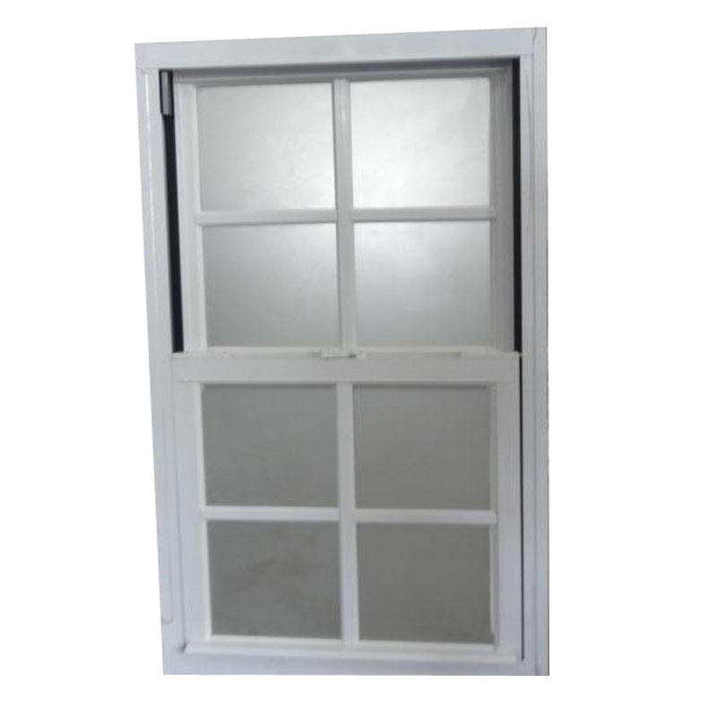American style single hung replacement Vinyl windows