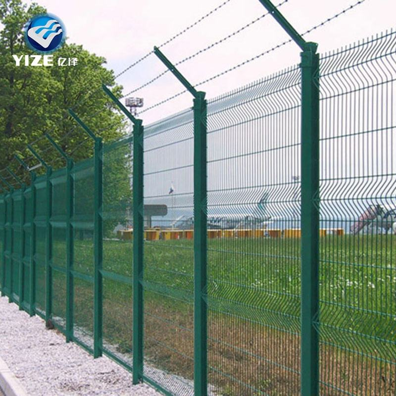 Hot sale welded wire fence panels for garden/indoor security gates (Supplier)