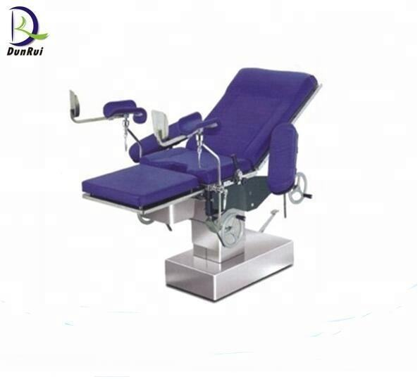 CE Approvedl Muti-functions Hydraulic Obstetric Delivery Table