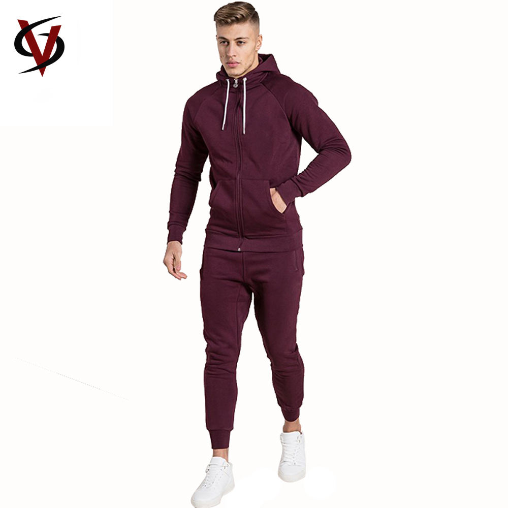 Men Sports Apparel Custom Blank Sublimation American Tracksuits