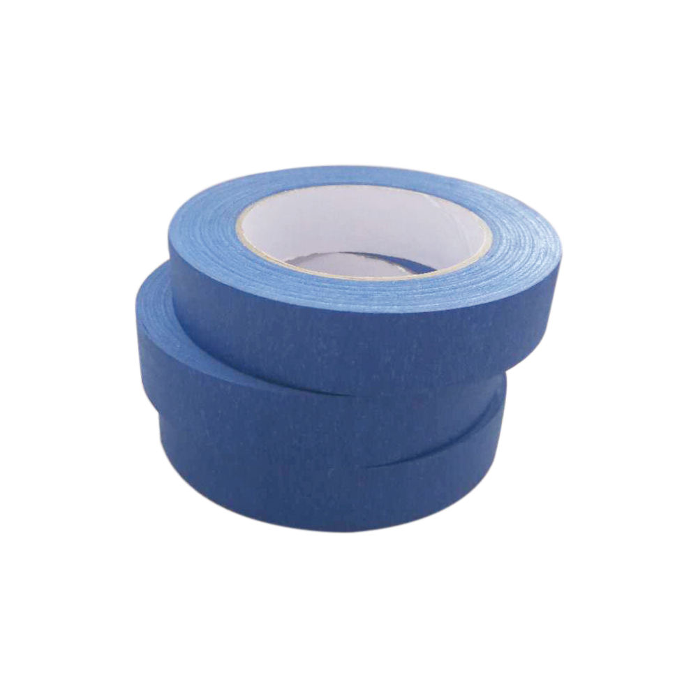 "2 ""X 60yd Biru Pelukis Tape 14 Hari Bersih Rilis Trim Edge Finishing Masking Tape"