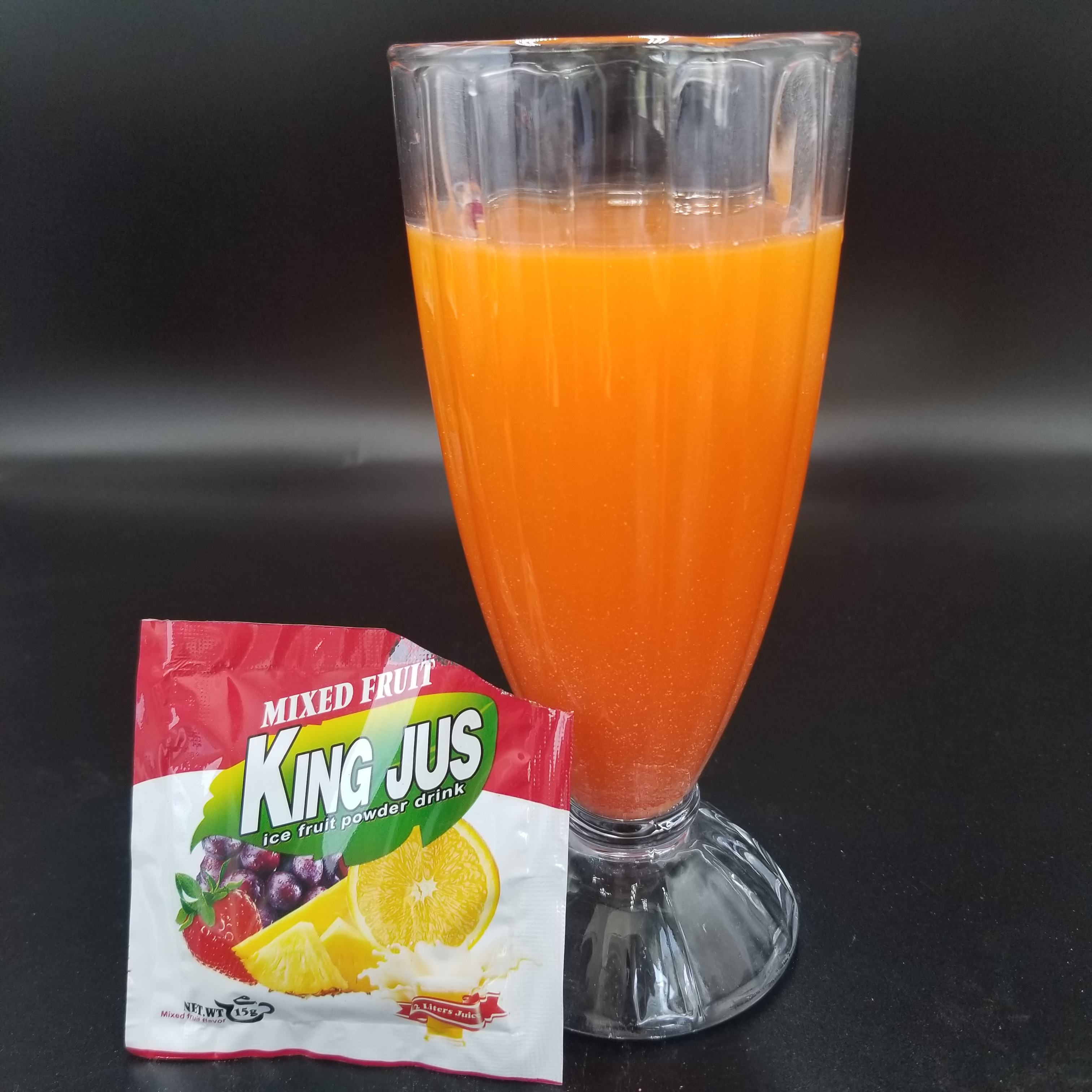 Orange Taste Fruit Juice Drinks Powder