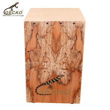 Hot selling maple CAJON Drum Musical Instrument mini series