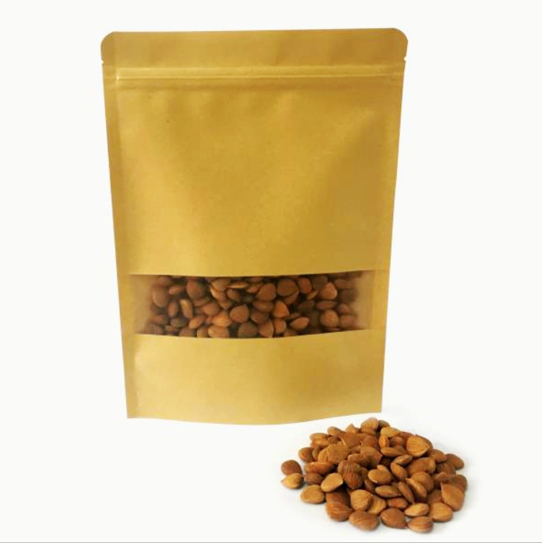 100% Organic Raw Bulk Bitter Apricot Kernels Supplier with free shipping to USA