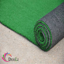 Outdoor Mini Golf Carpet 15mm Well Used Artificial Golf Grass Putting Green
