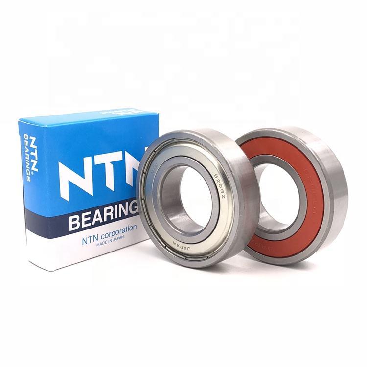 NTN 6204 ZZ Deep Groove Ball Bearings  20x47x14mm