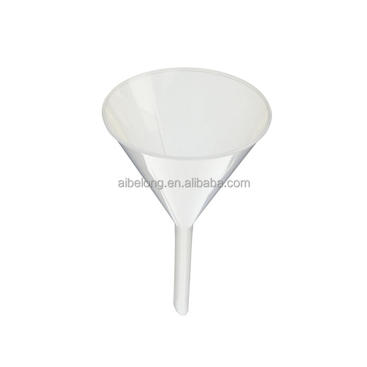IBELONG Direct factory price hot sale mini plastic funnel 60ml long stem