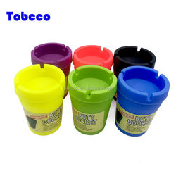 Cheaper Large Capacity Car Ashtray Plastic Candy Ashtray