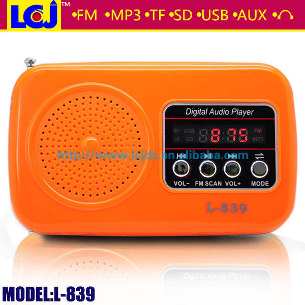 Hot sale rất rẻ mp3 ( L-839 )