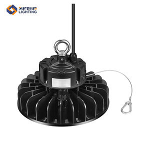CE CB SAA ETL одобренный DALI 1-10V dimming100W 150W 200W 150lm/W IP65 UFO LED high bay light