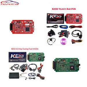 Newest Factory Price Kess v2 V5.017 Kess OBD2 Manager Chip Tuning Kit Master FW V4.036 Auto ECU Programming Tool Kess V2