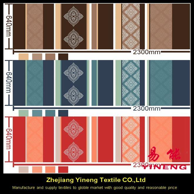 Muebles de china al por mayor 100% poliéster impresa tela a cuadros estilo personalizado hoja de <span class=keywords><strong>cama</strong></span> tela