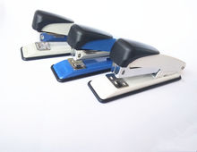 hot selling 24/6, 26/6 office stationery metal manual book binding stapler