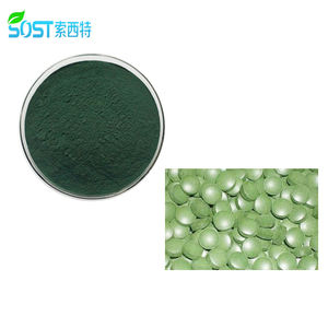 Chinese Supplier Organic Spirulina Tablets in Bulk