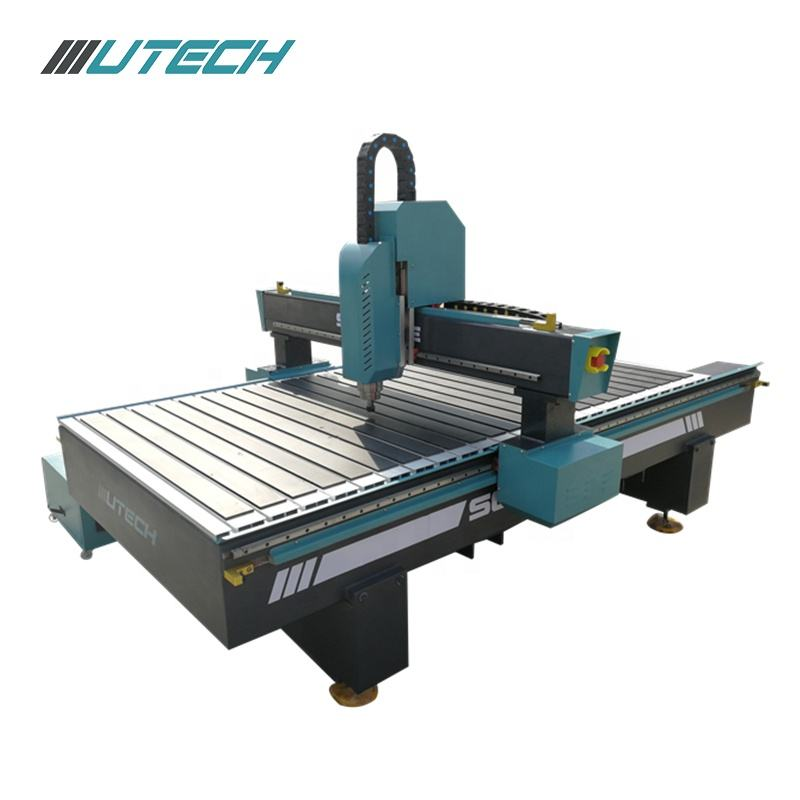 solidwood, MDF, aluminum, alucobond, PVC 3d woodworking CNC router/Wood cutting machine