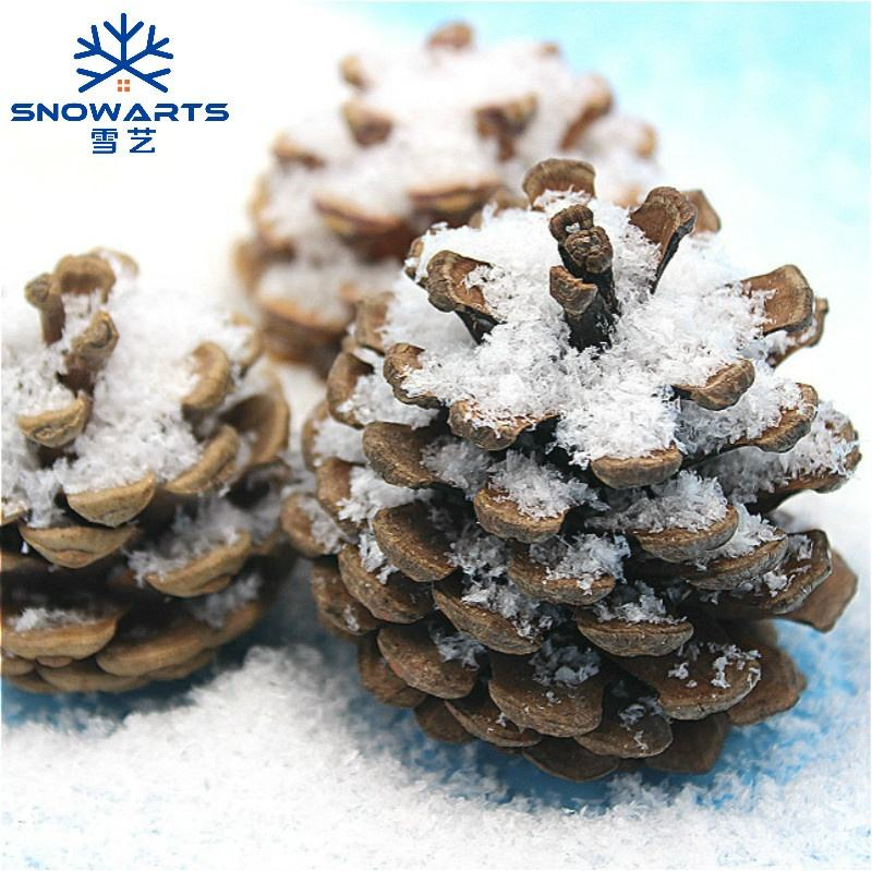 Wholesale Novelty Decorative Snow for Winter Effects Party Wedding Decoration Snow