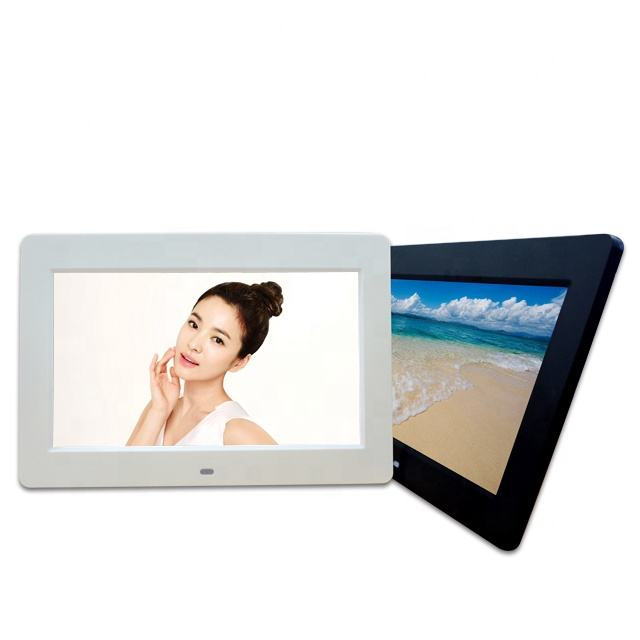 10 Inch Wall Mount Hd 1080P Video Input Electronic Lcd Digital Photo Album