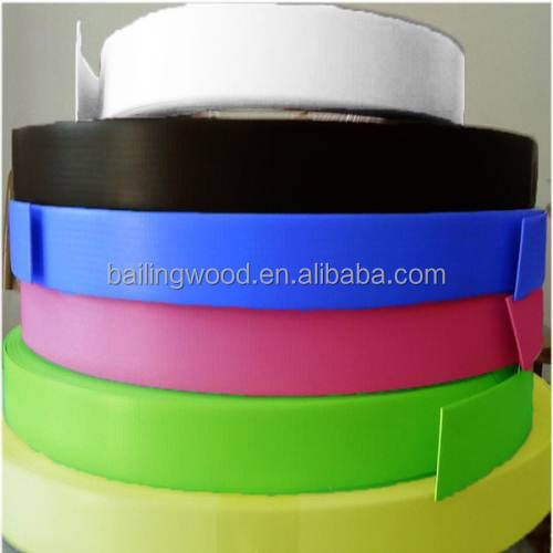 Short processing time 12-80mm with PVC melamine edge banding
