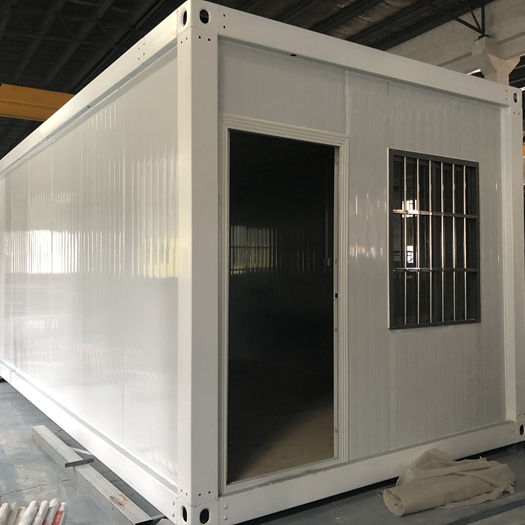 China Shop Foldable Container House Sales Prefab Container House Quick Assembly Prefabricated Homes Cheap Container House