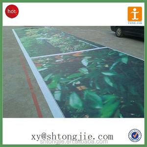 Tj- xy- 551 prezzo di fabbrica qualità decorazione autoadesivo della parete, tela tessuto autoadesivo della parete