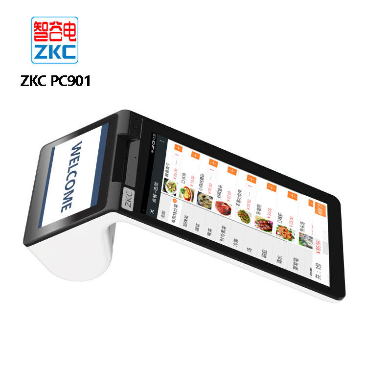 7 inch Dual Screen Touchable Android POS with Free SDK