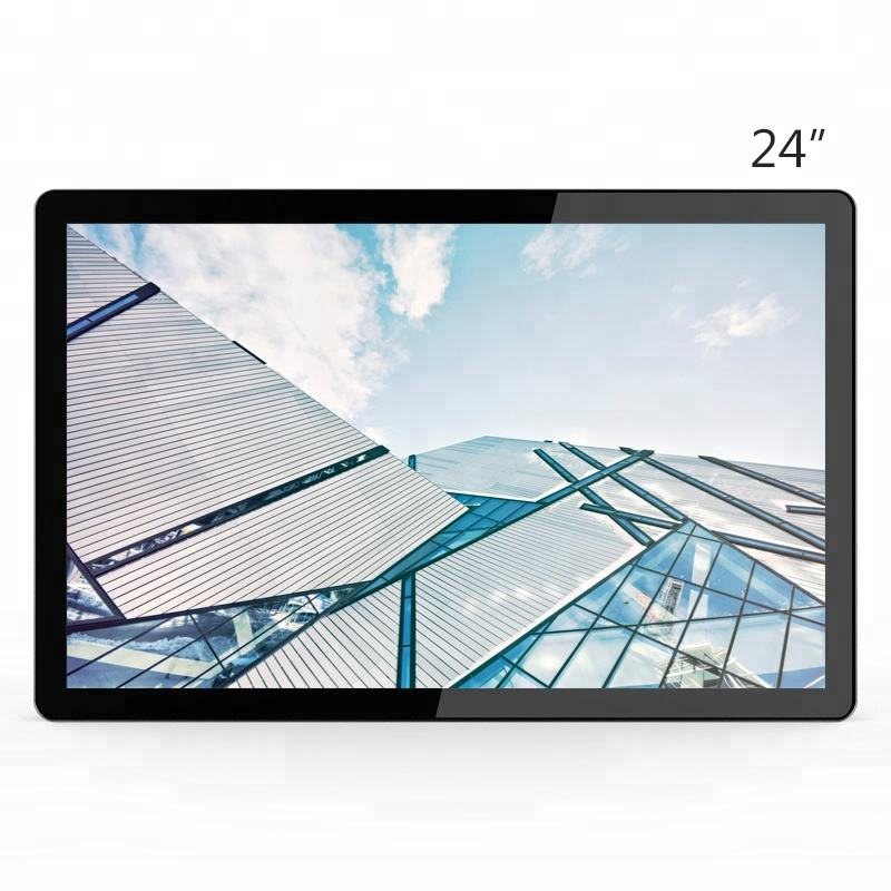 (High) 저 (quality 24 인치 capacitive touch screenTFT LCD panel 와 풀 볼 수 있도록 angle