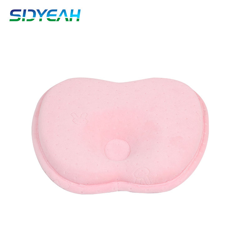 One-Stop Service [ Nursing Baby Pillow ] Infant Nursing Hypoallergenic Anti Roll Sleep Baby Pillow Newborn Head Shaping Memory Foam Baby Pillow For Flat Head