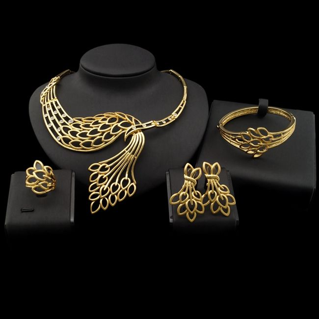Gold Rani Haar Designs Photos Imitation Jewellery in Dubai Gold Maang Tikka Designs Images