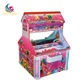 High quality Sweet Frenzy kids coin operated candy game machine vending sugar gift game machine