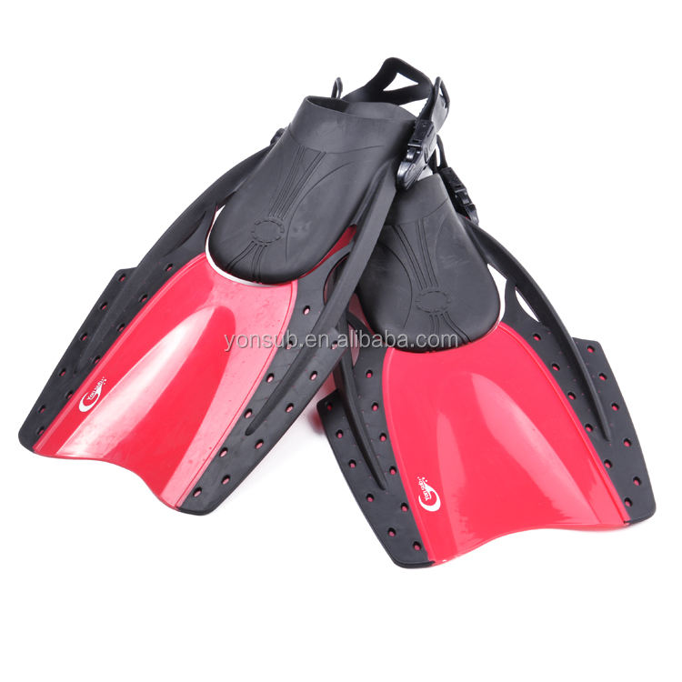 Open heel swimming fins best adult swimming flippers snorkeling fins