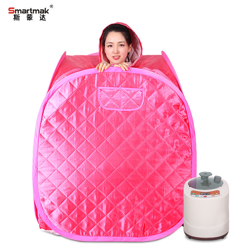portable steam sauna room