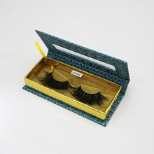 2020 Wholesale 3D Mink Eyelashes and Top Eyelashes Box Flash 3D Eyelashes Box