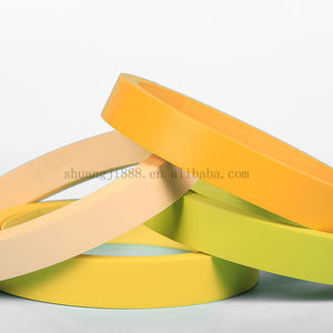 Accept Customization Wood Strip Color PVC Edge Banding for furniture