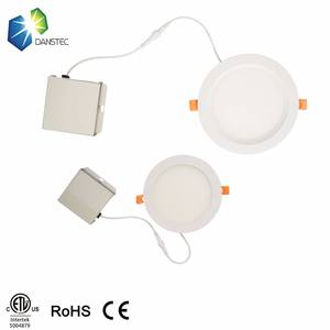 4 Inch 9W IP44 Ronde Verzonken 4000K Led Downlight Armaturen Led Plafond Panel Licht