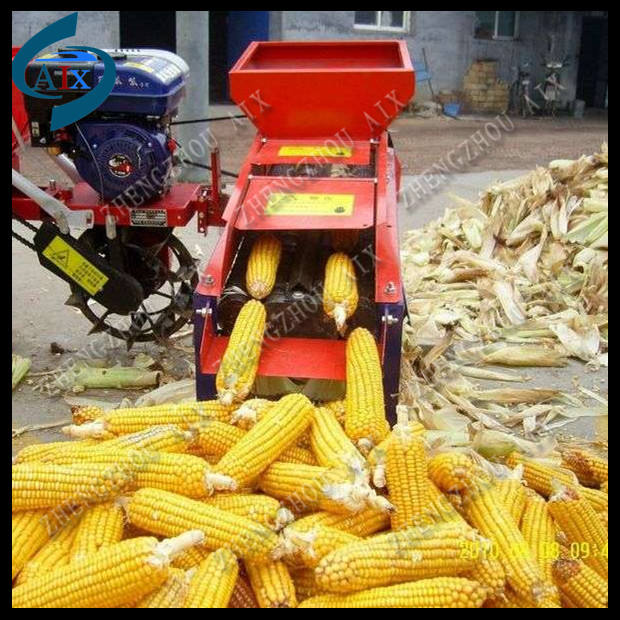 maize/corn husk peeling machine