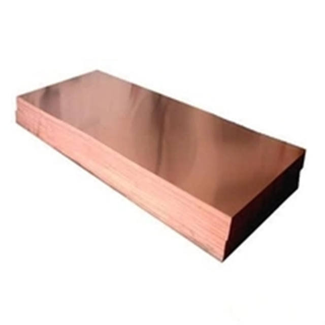 Brand new ASTM c14200 copper plate manufacturer made in china with high quality
