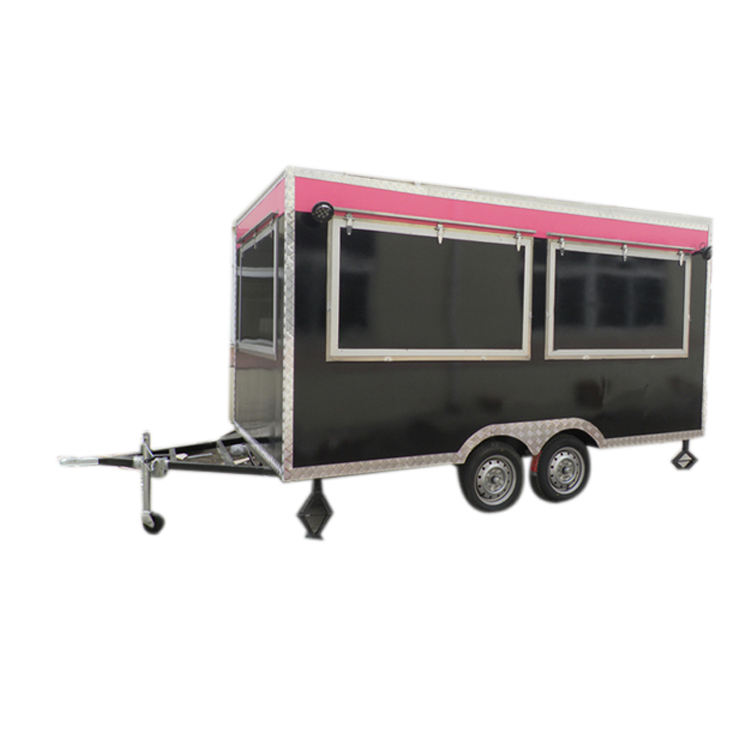 Used coffee kiosks for sale outdoor retail kiosks trailer truck for sale philippines